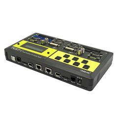 IEEE-1394 Cables PC Cable Tester Tests: IDC34/40, DVI, HD15, DB9, COAX, BNC, RJ11/45, 1394-6P/4P, SATA, USB, HDMI, RCA