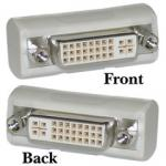 DVI-I Coupler / Gender Changer, DVI-I Female