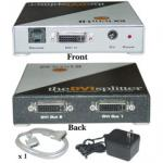 Gefen 2 Way DVI Splitter and Distribution Amplifier for PC, Dual Link