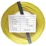 Security/Alarm Wire, Yellow, 22/4 (22AWG 4 Conductor), Stranded, CMR / Inwall rated, Coil Pack, 500 foot